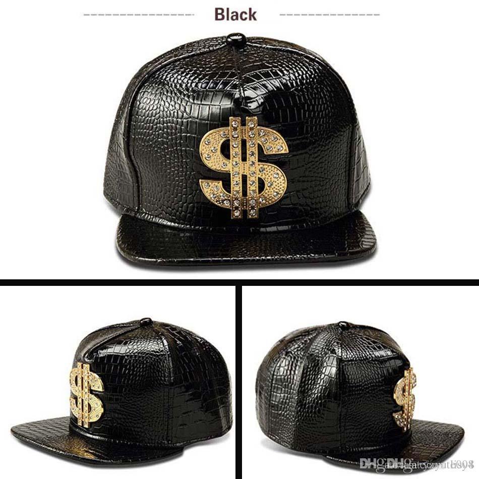 Berretto da baseball ricamato con visiera regolabile da baseball con visiera nera Cappello da baseball Cappello da uomo Cappello pop pop per uomo donna pu