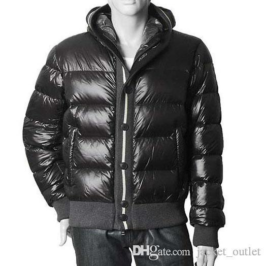 Fashion Winter Down Jackets Hoody Men Luxury Coats Brand Designer Warm Outwear Cool Design Male Jacket Online sale