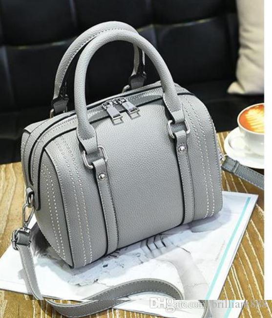 2019 mulheres ombro único saco cross pacote novo estilo de moda Handbag @ 168