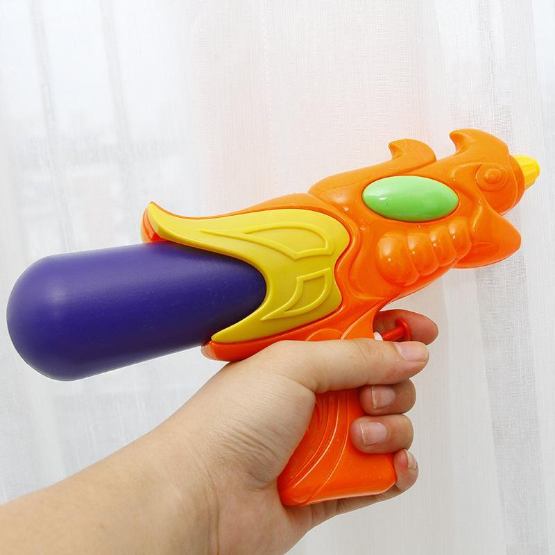 Children's toy small water gun plastic water gun nostalgic toys beach children wholesale gift factory direct sales