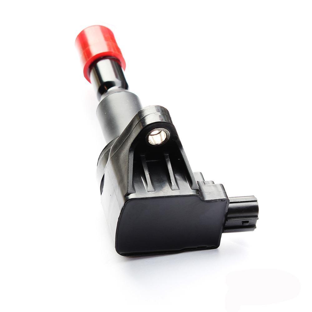 4pcs New Ignition Coil 30520-PWC-003 CM11-110 for 2007-2008 Honda Fit 1.5L L4