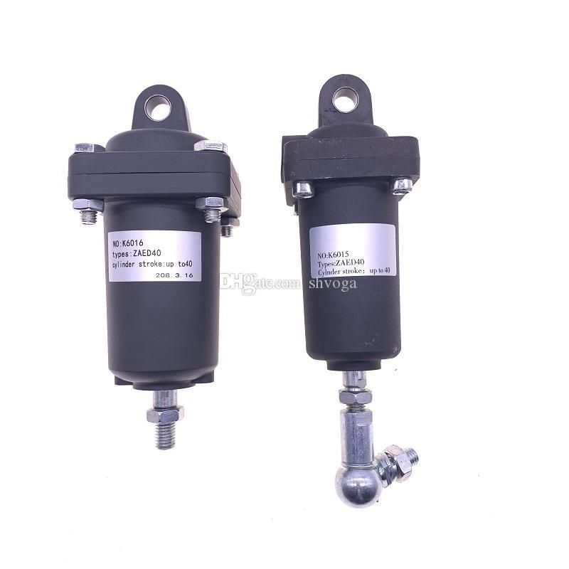 4 pçs / lote Alternative Hoerbiger ar cilindro de velocidade regulador K6015 = Zaed40 23-A10417 cilindro hidráulico de pistão