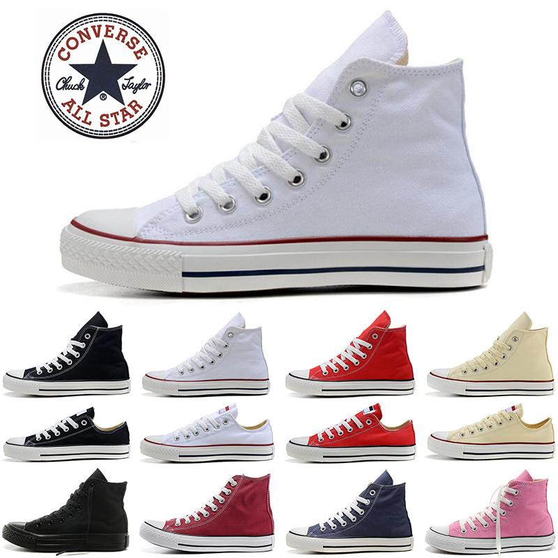 2020 2020 ConverseChuckTayLor All Stars 1970s Canvas Men Women Chaussures Casual Shoes Plataforma Skate Classic Mens Trainers Sneakers From