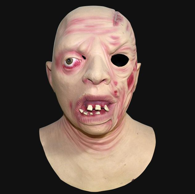 JASON VOORHEES David Miller High Simulation and Eco-friendly Natural Latex for Halloween Party SH190922