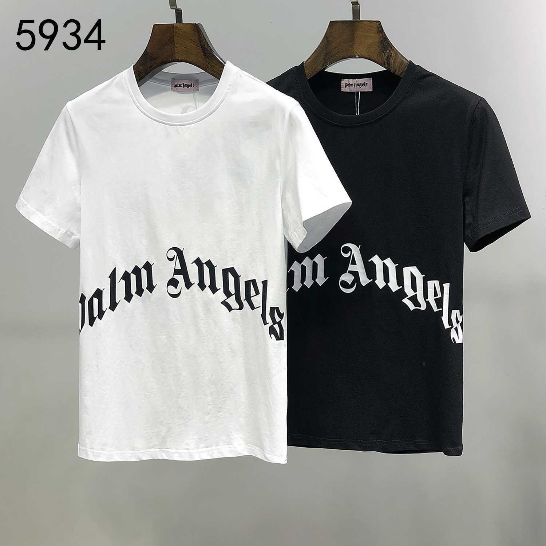 Beau Nouveau design de mode hommes et les femmes T-shirts exquis et courtes en coton pur manches T-shirt Taille M-3XL
