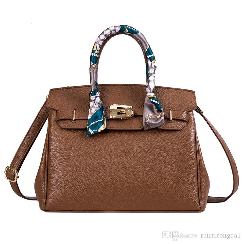 2018 новый большой моды сумки Lday сумки искусственная кожа сумки на ремне красочные женские сумки daidai / 11