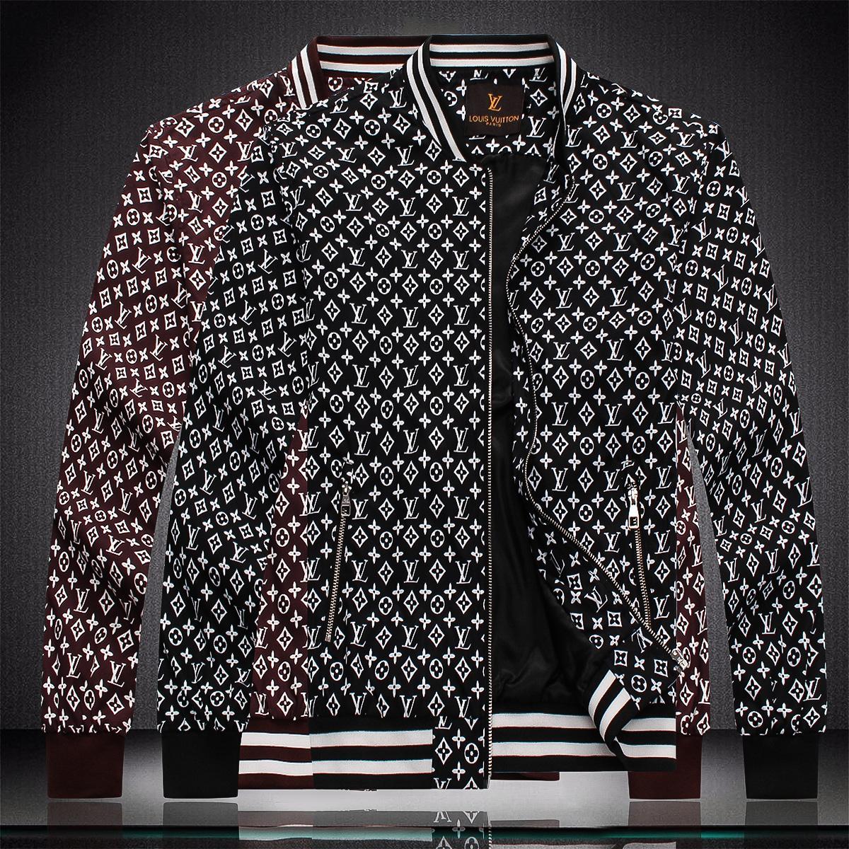 2019 hombres de las chaquetas y abrigos de moda de lana gruesos calientes del dril de algodón de la chaqueta de la chaqueta 2018 Jenn invierno Ropa de caballero del dril de algodón del tamaño extra grande