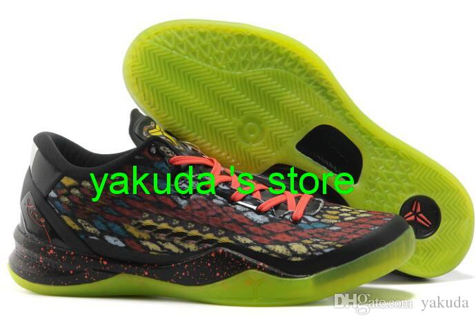 New 8 Basketball Shoes for Men for Sale Deadstock Sneakers Mamba 2020 Shoe Forever Mamba Jings Best Shoes Discount christmas 2012 Shoe