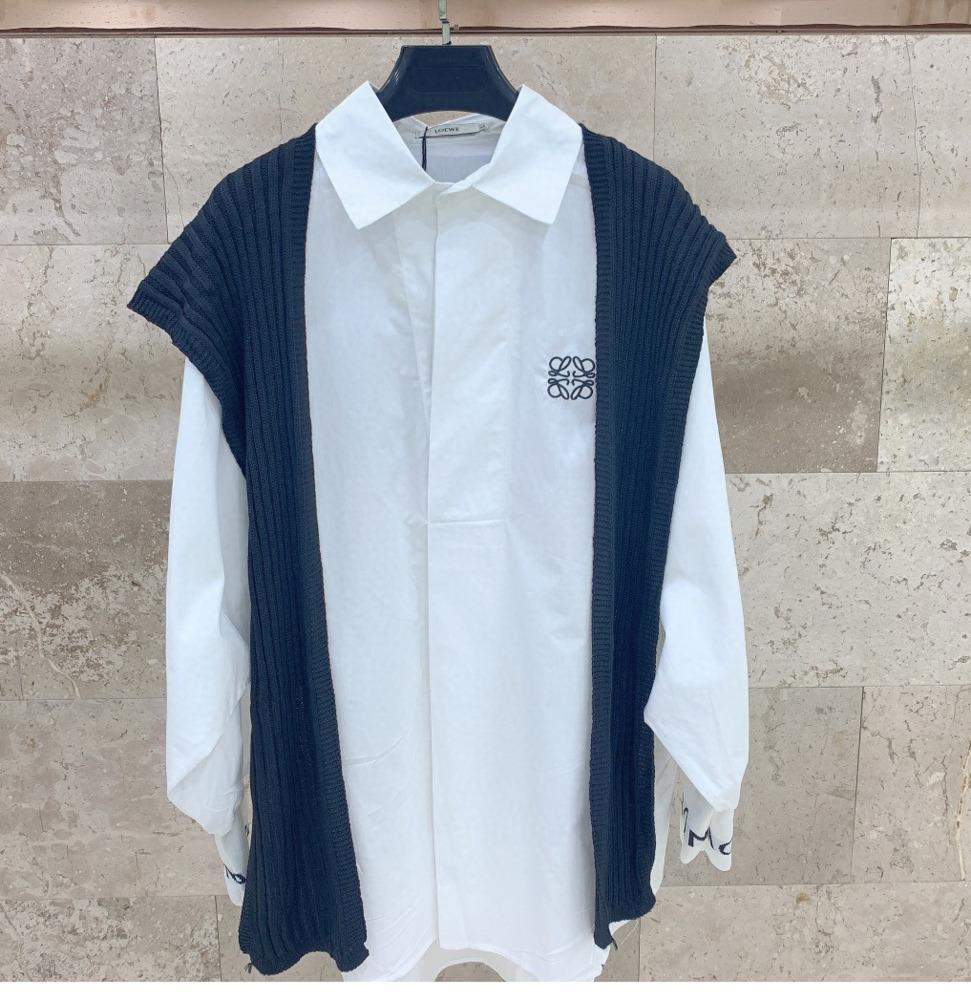 2020 новый женский плащ-рубашка из двух частей комплект может быть разобран, очень универсальный, очень удобный и подходящий стиль для повседневной работы 031402