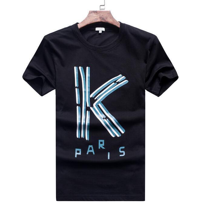 Mode Marke Tops Designer T Shirt Hip Hop schwarz Herren Kleidung Casual T Shirts Für Männer Mit Buchstaben Gedruckt Größe S-2XL