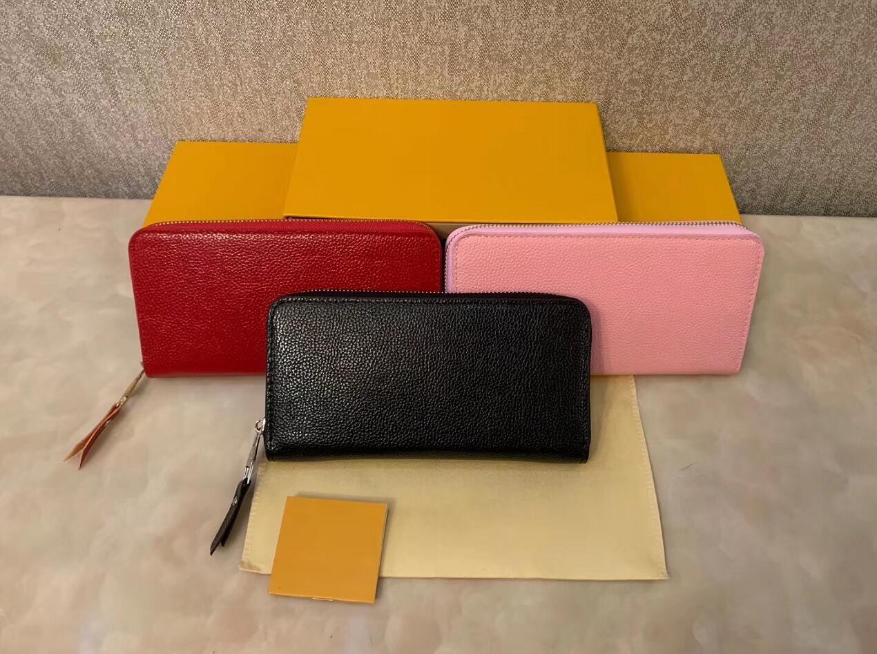 modacı kredi kartı sahibi yüksek kaliteli klasik deri çanta katlanmış notlar ve makbuzları çanta cüzdan çanta dağıtım kutusu çanta