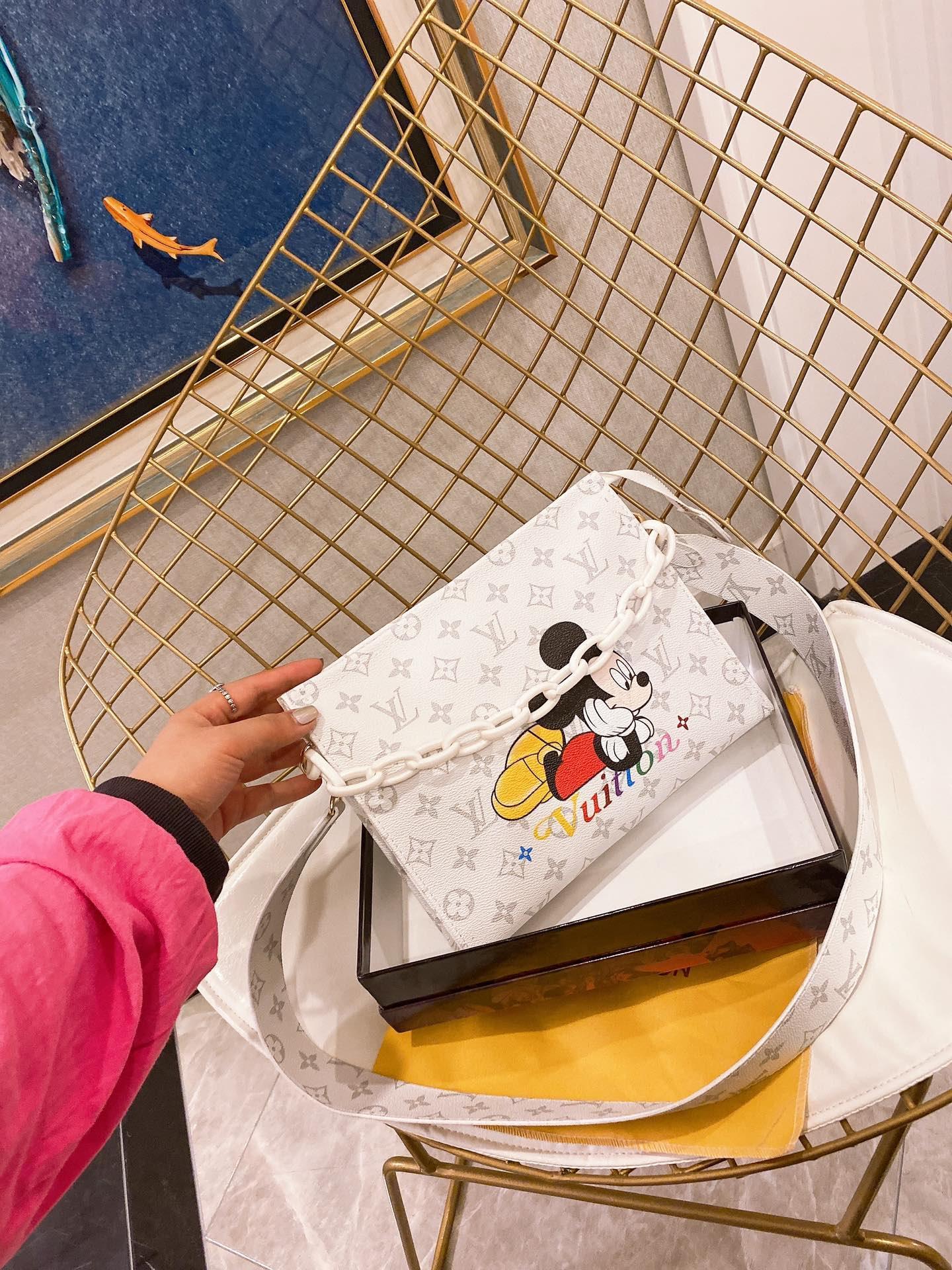 Livraison gratuite! Fashion Palm Springs Sac à dos Mini Les femmes véritables enfants en cuir impression YY44 en cuir