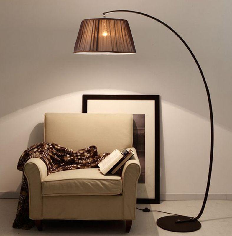 مصباح بيع الطابق الكبيرة ضوء الوقوف للعيش luminaria lambader الطابق مصباح LED مصباح E27 الذين يعيشون إضاءة الغرفة واقفا