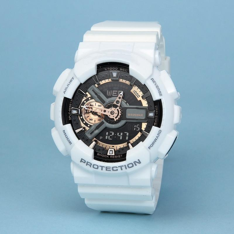 os homens assistir GW-A1100 G choque relógio de pulso resistir esportes de proteção novos LED Relógios dos homens da forma de luz digitais vestem relógios original7