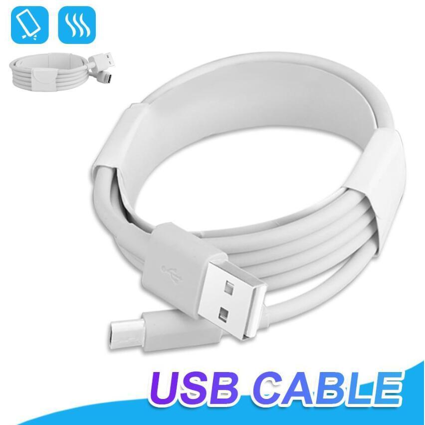 نوع كابلات عالية الجودة مايكرو USB بيانات الخط 1M 2M 3M 3FT و 6ft 10FT عالية السرعة C شحن الحبل السري لسامسونج S8 S9