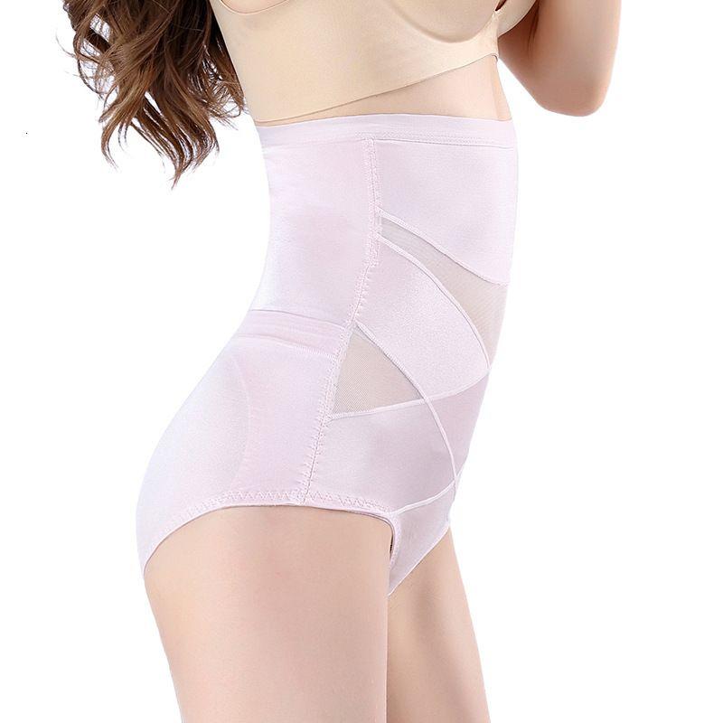 Cueca Mulheres instrutor de cintura alta Shaper Para Belly Belt Seamless emagrecimento barriga Knickers Pant Briefs Shapewear Shaper Corpo