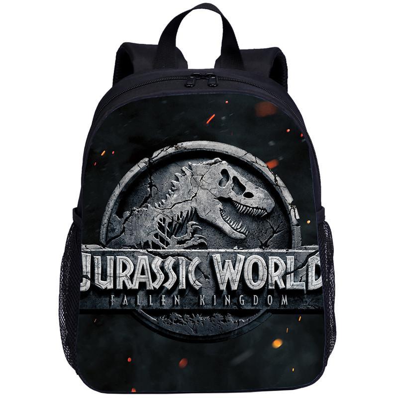 Новая мода Hot динозавр малышей Рюкзаки Softback Мини школа Сумки Детские подарки Детский сад Мальчик Девочка Mochila
