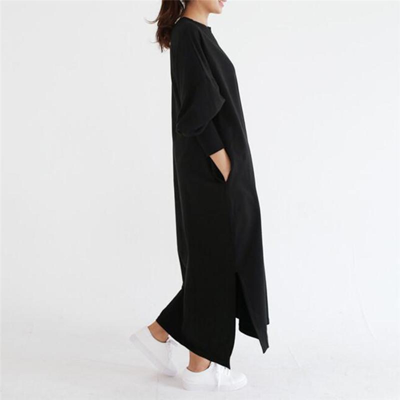 Wholesale-Sweatshirt Hoodie For Women Pullovers Top Plus Size Striped Hoody Dress Lantern Modis Sudadera Sudaderas