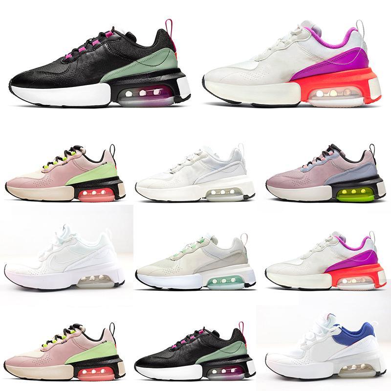 Discount Vérone Femmes Entraîneur Chaussures de course Aura feu Rose Spruce Triple blanc Respirant Femmes Sport Chaussures Taille 36-40