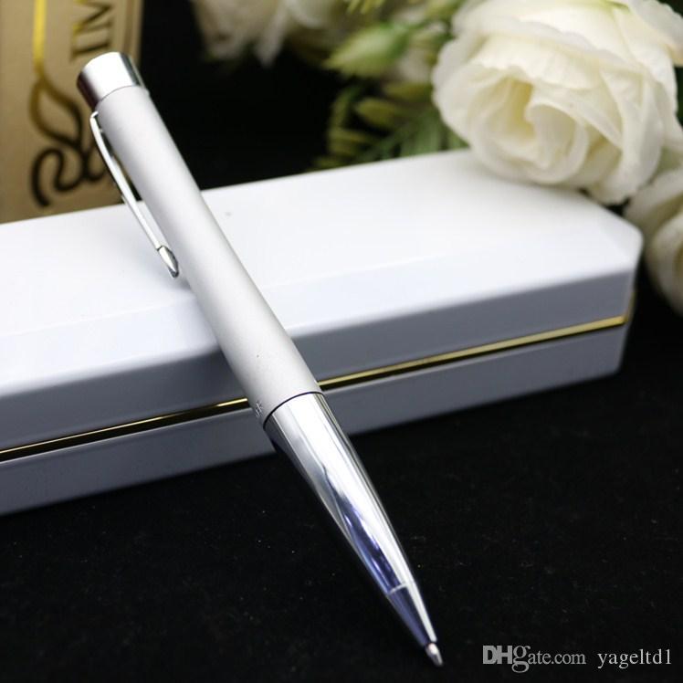 Free Shipping Parker Ballpoint Pen SchoolOfficeSupplies ballpoint pen parker pens office suppliesStationery Sonnet pen all metal10material
