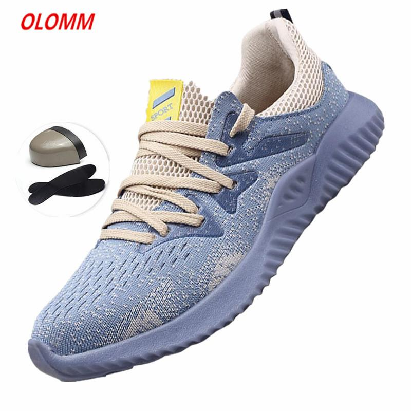 Mens Safety Shoes High Quality Steel