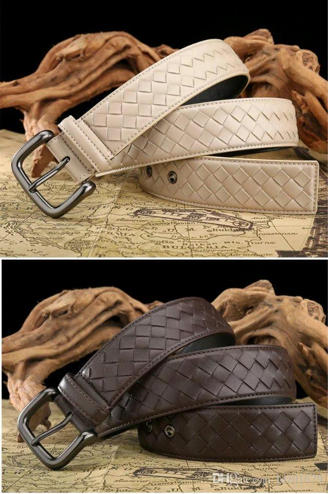 New belts for 2018, luxury colored big buckles bull belts, men's and women's belts, high-end fashion design, free delivery!