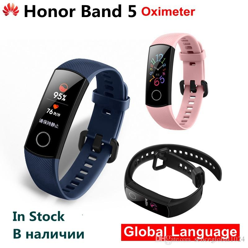 Huawei Honor Band 5 za $21.99 / ~86zł