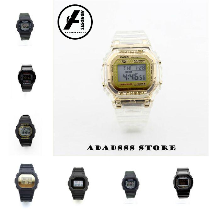 Casio G-Shock Uhren Hombre voller Stahl Schwarz Silber Gold Uhren Männer Digital Sport Uhr LED Uhren Mann-elektronische Uhr Sportuhren