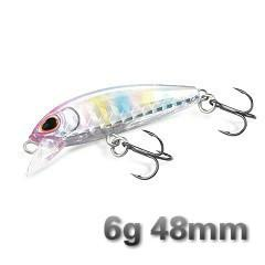 Fishing Spoon Lures 3cm 1.5g 3g 5g Spinnerbsit Minnow Small Fish Bucktail Jig Metal Lure Bodies Stream Trout Baits Hot