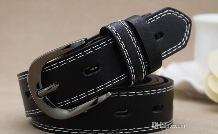 2666 allaccia le cinghie del progettista di lusso per uomo tendone fibbia della cintura dei mens cinghie di cuoio trasporto libero all'ingrosso