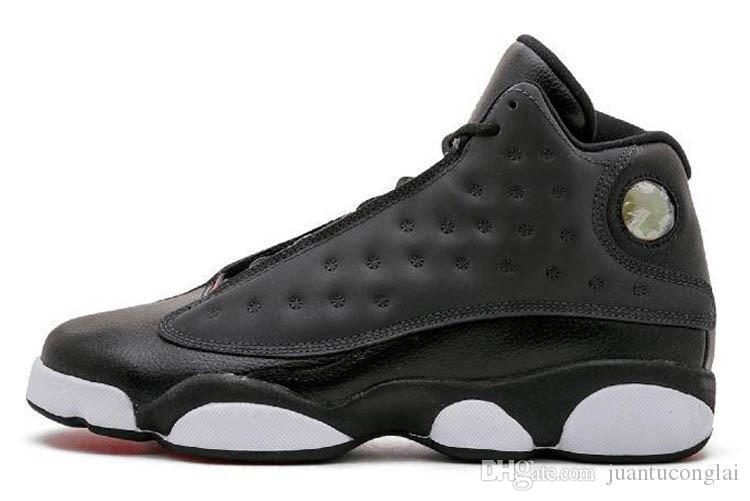 2020 Top bon marché Hommes Jumpman 13 chaussures multicolores de basket-ball 13s He Got Jeux Hyper Bleu Royal Noir Blanc Amour Respect J13 Chaussures de plein air