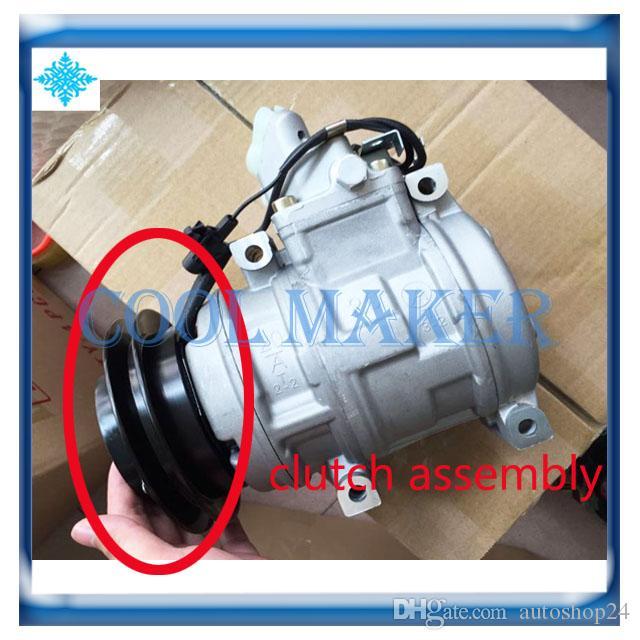 10PA20C ac compressor clutch assembly for Toyota Land Cruiser 4500 FZJ80 FZJ100 88320-60750 8832060750 88320-60730 8832060730