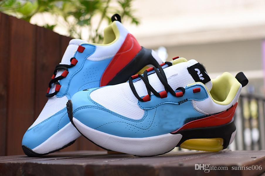 Herren Schuhe Halb Palm Aircushioned Trainings Designer-Schuhe Outdoor-Freizeitschuh für Damen Größe 36-45 mit Kasten
