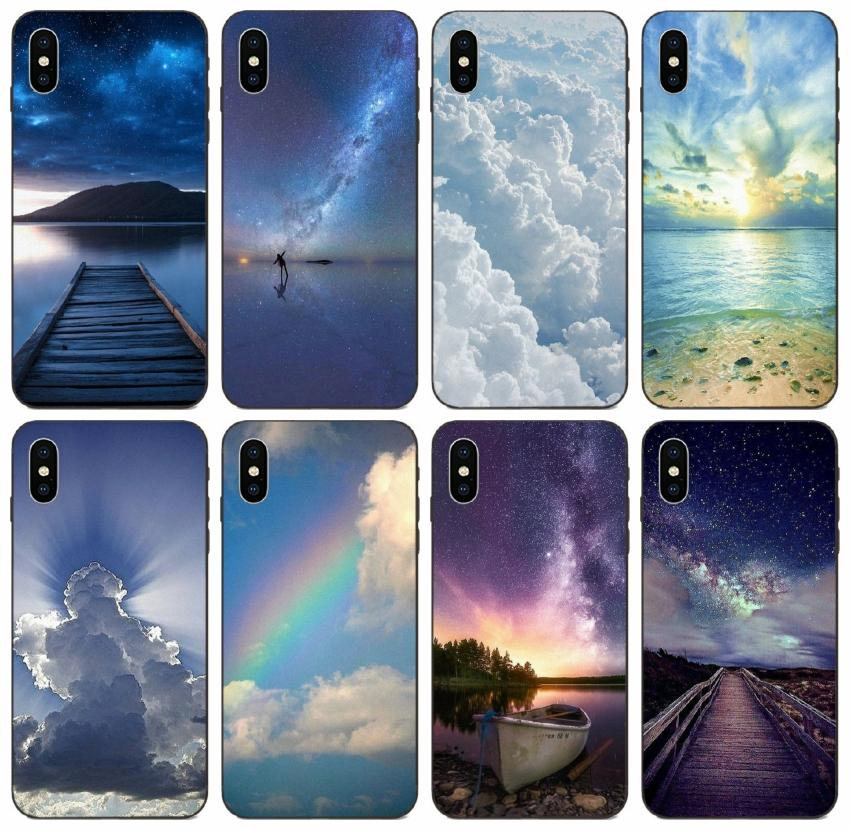 [TongTrade] Infinity Sky Best Friends Case For iPhone 8 7 6s 5s Plus 11 Pro Max X XS Samsung A3 Huawei G Play Mini LG V30 V40 Silicone Case