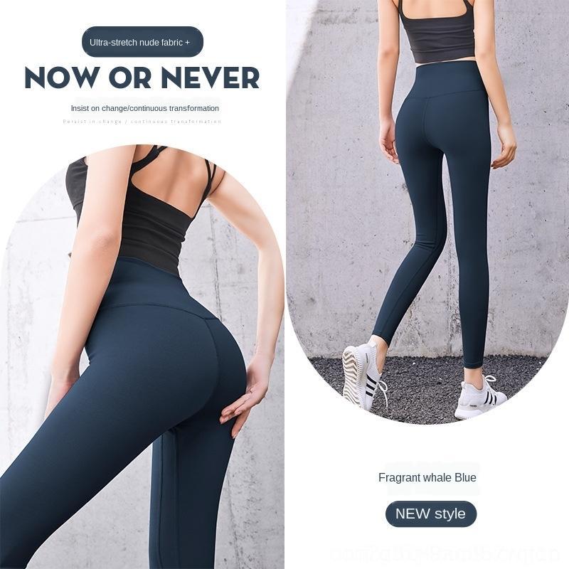 OWKVH Mädchen Seamless Fitness Sport Stitching Graphischer Druck Yoga-Hosen mit hoher Taille 3D Stretchy Hosen Female Running Training Neon feb11
