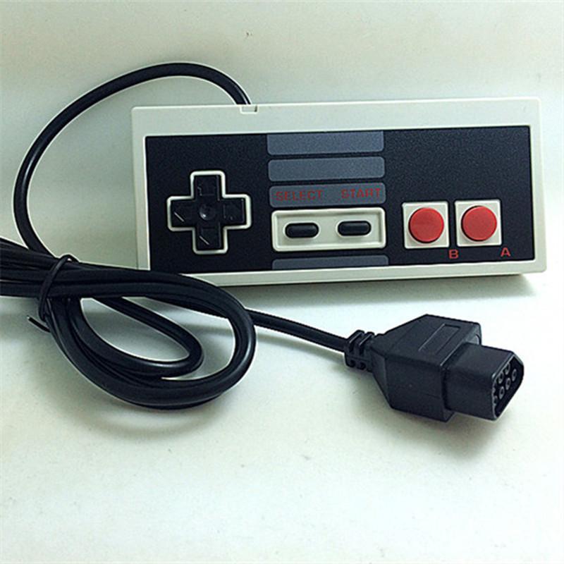 caldo Retro Gamepad otto bit rosso e bianco macchina gamepad ospite interfaccia maniglia Nostalgic DHL libero