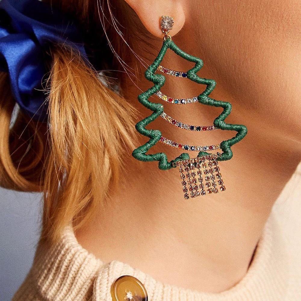 2020 Newly Fashion Boho Geometric BA Drop Earring for Women Accessories Trendy Cute Heart Dangle Earring Party Jewelry Wholesale