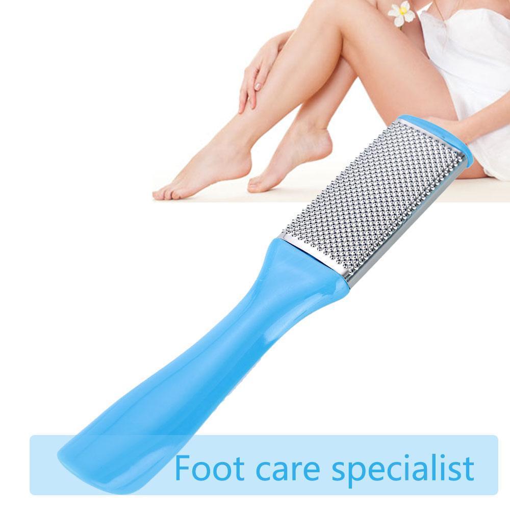 New Elecool Double Sided Foot File Pedicure Tool Feet Dead Skin