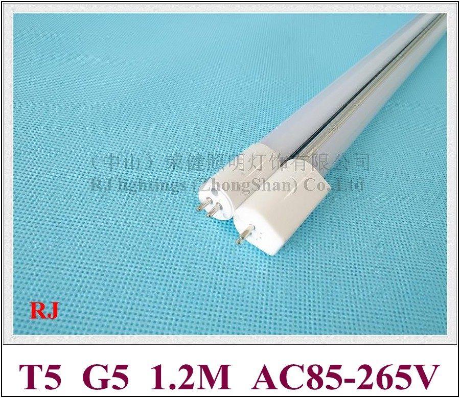 T5 LEDチューブライトG5 T5 LED蛍光管ランプ1200MM 1.2M 4FT SMD 2835 20W T5ドライバAC85V-265V入力アルミニウムPC