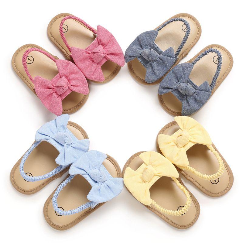 Summer New Cute Baby Girl Sandals