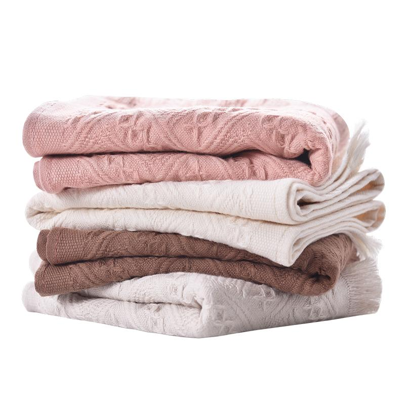 Beroyal asciugamano nuovo 2019 Hand - 1pc 100% cotone Telo per adulti plaid Asciugamani Viso tovagliolo magico toalha 32x72cm