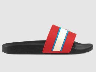 Con la caja La mejor calidad Zapatillas Sandalias Diapositivas Zapatillas Sandalias Zapatos de diseño Huaraches Flip Flops Mocasines Scuffs para Unisex por shoe06 KQ802