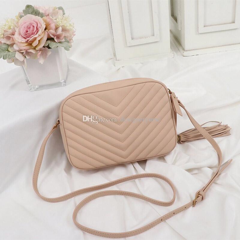 Womens Luxus Designer Tasche Handtaschen Lou Kameratasche Designer Luxus Handtaschen Geldbörsen Gesteppte Leder Crossbody Bag Mode Umhängetaschen
