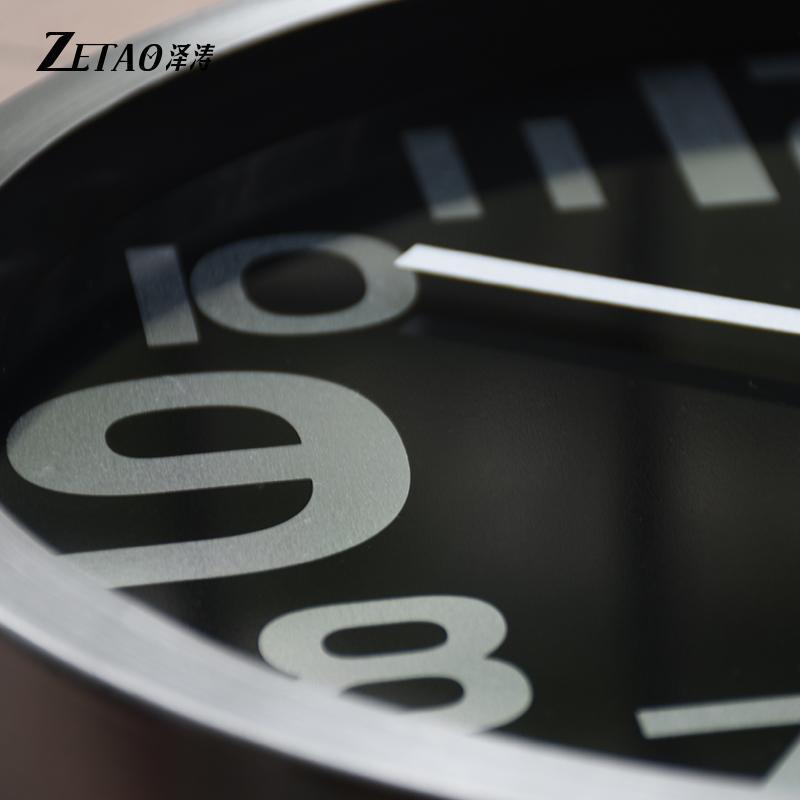 Современные металлические настенные часы бесшумные большие висячие часы творческая гостиная секретный тайник спальня домашний дизайн подвесной стол SC159