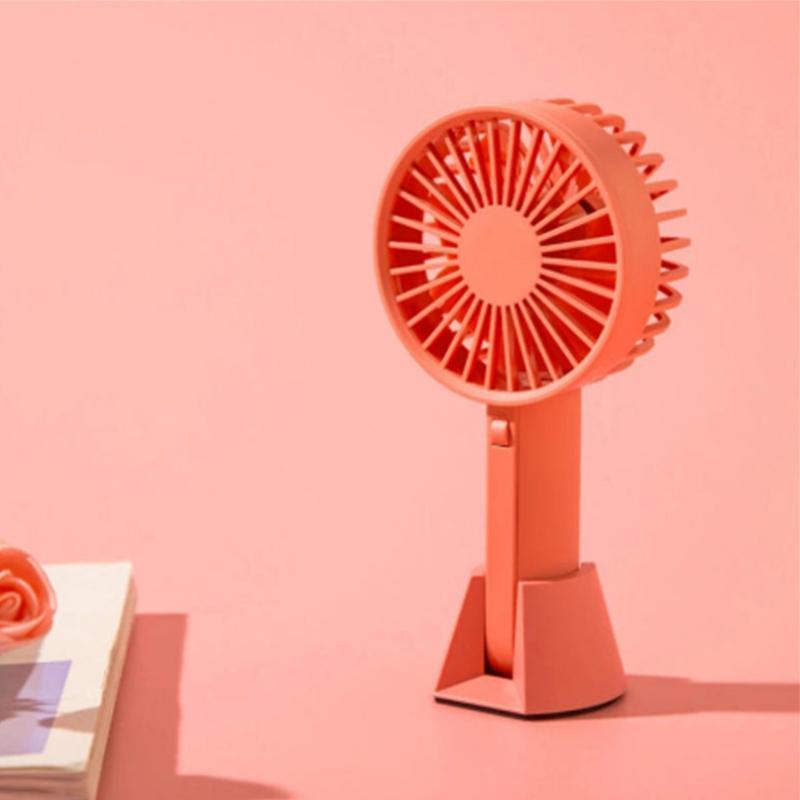 Оригинальные Xiaomi Youpin Vh Fan портативный вентилятор Handhold с перезаряжаемым встроенным аккумулятором USB-порту дизайн удобный «вы» мини вентилятор