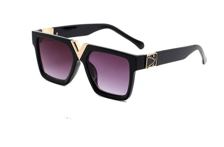occhiali da sole firmati per uomini donne occhiali da sole per le donne Occhiali da sole del progettista degli uomini occhiali mens degli uomini degli occhiali da sole 2371