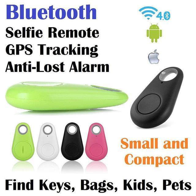 Bluetooth Anti-Lost Alarm Pet Tracker Camera Remote Shutter IT-06 iTag Anti-lost Alarm Self-timer bluetooth 4.0 for all Smartphone