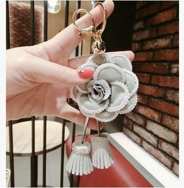 زهرة المفاتيح الرجال النساء لطيف الحلي حامل مفتاح شارع مجوهرات الساخن للمفاتيح ذات جودة عالية بالجملة