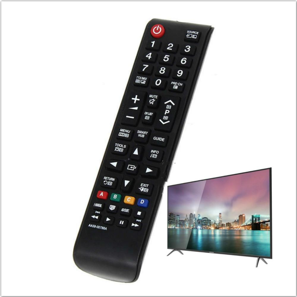 NEW Smart Remote Control Replaceme For Samsung AA59-00786A AA5900786A LCD LED Smart TV Television universal remote control