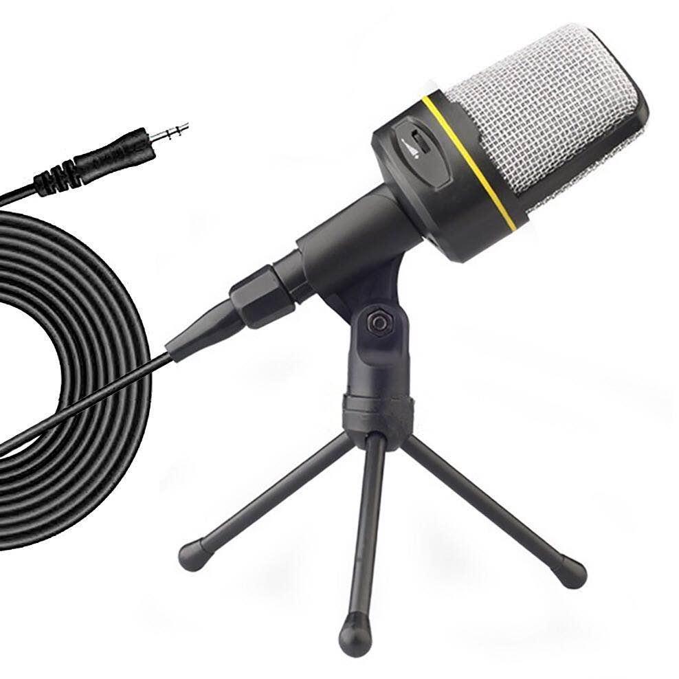 Multimedia Mikrofon Computer Stent Abstimmkondensator miccrophone Anker Sänger mit Kleinkasten